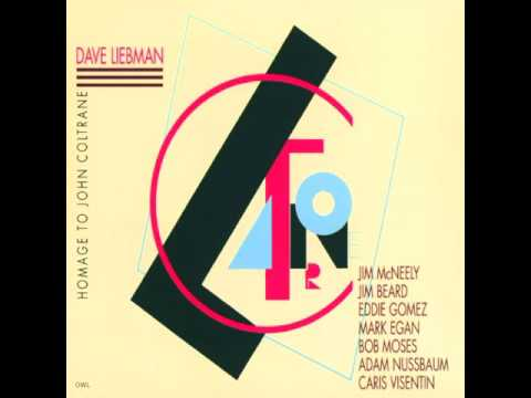 Dave Liebman - Joy-Selflessness