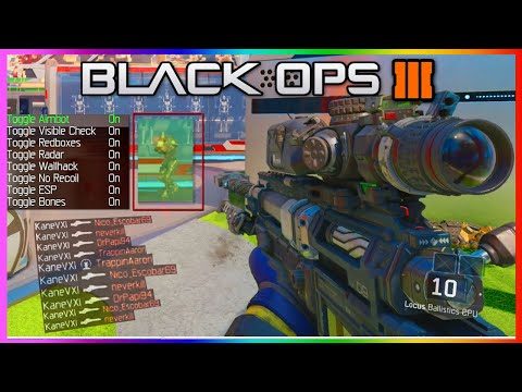 1v1 AGAINST THE BIGGEST AIMBOT HACKER IN BLACK OPS 3!!! (BLACK OPS 3 AIMBOT FUNNY MOMENTS)
