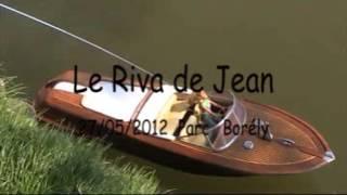 Ŕiva bateaux de luxe italien