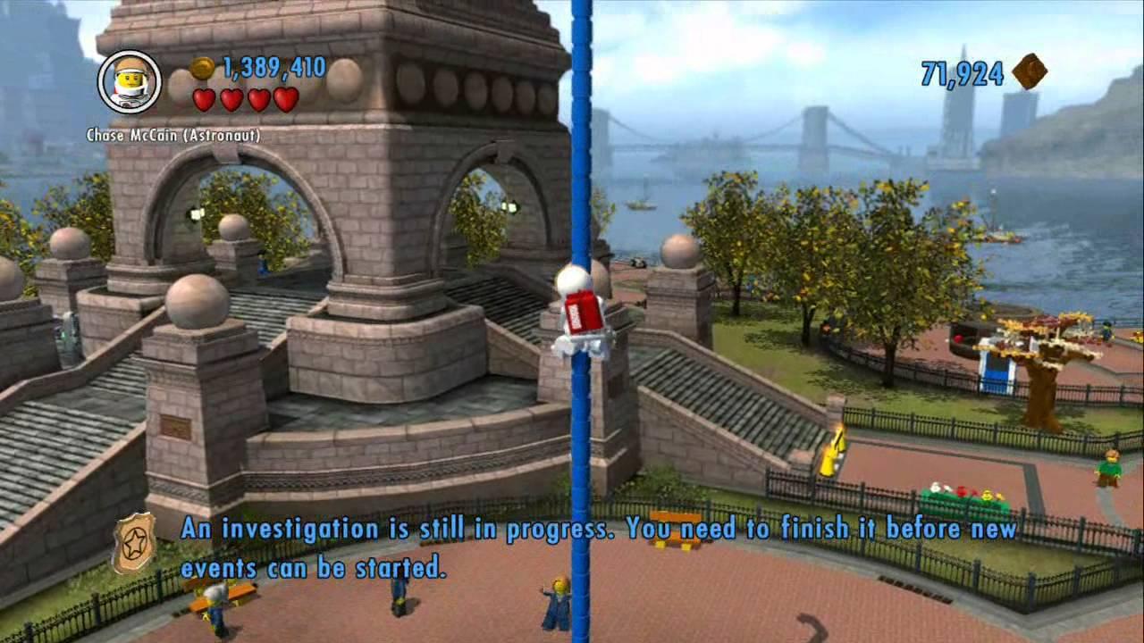 Cheat Chief Achievement Lego City Undercover Xboxachievements Com