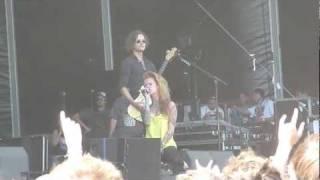HD - Jennifer Rostock - Nenn mich nicht Jenny (live) @ Nova Rock 2011