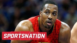Dwight howard is not capable of shooting 3-pointers | sportsnation | espn