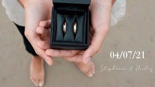 Casamento Stephanie e Hesley
