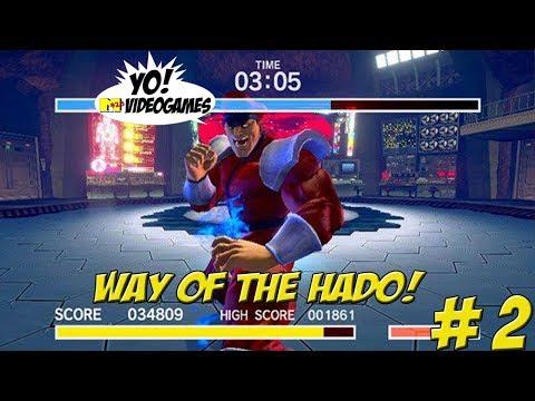 Ultra Street Fighter II! Way of the Hado Part 2 - YoVideogames