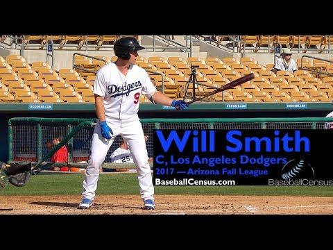 Will Smith, C, Los Angeles Dodgers — 2017 Arizona Fall League