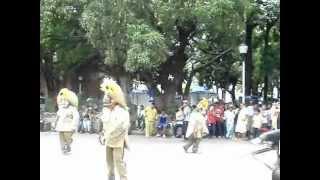 Danza de los Tlacololeros:antiguo baile ...