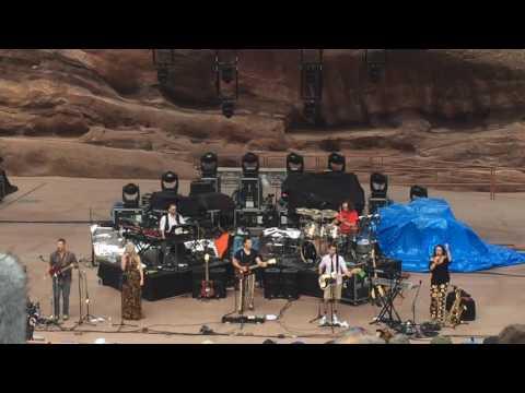Dweezil Zappa Plays Whatever The F@%k He Wants 7/2/16 Red Rocks Amphitheatre, Morrison, CO