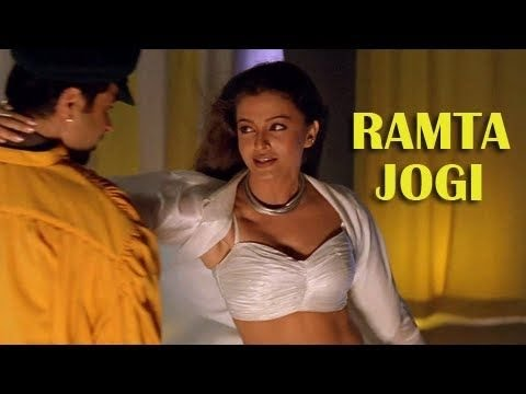 RAMTA JOGI Full Video Song | TAAL| Sukhwinder Singh,  Alka Yagnik 1080p HD