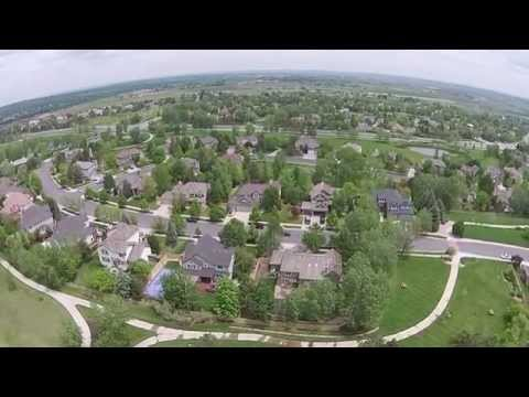 In and around Superior, CO with the DJI Phantom Vision 2 Plus