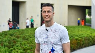 Год Сербии в Краснодаре или как Урош Спайич стал «быком». Интервью защитника «горожан»