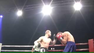 Dima Weimer vs Lubumir Slamal  12 12 15  Kickmas