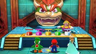 Mario Party: The Top 100 - Minigame Island (World 4-2 Gameplay Walkthough)