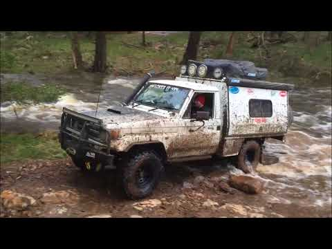 Loves It 4x4 Takes On The Wombat State Forest 2016