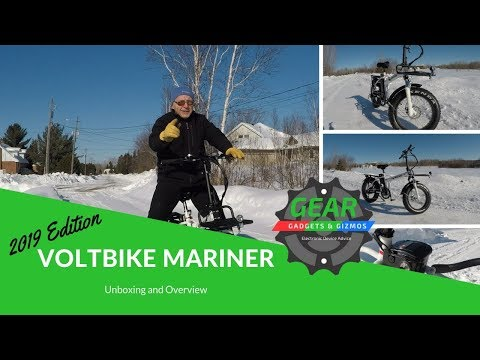 Voltbike Mariner Unboxing And Overview