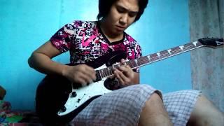 Bon Jovi - Bed of Roses (Guitar Solo)