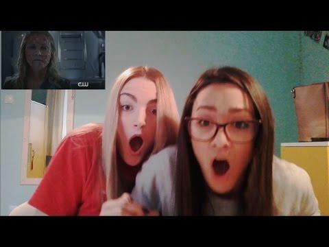 The 100 Season 4 Trailer Reaction - Видео с YouTube на компьютер