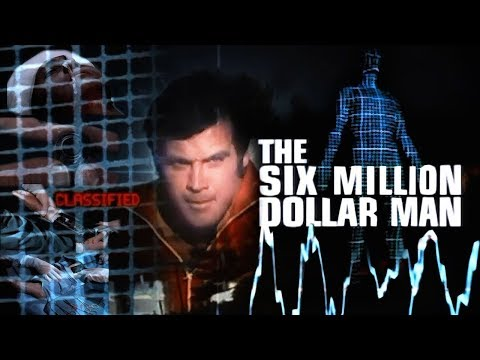 12 Best Misuses Of Classified NASA Technology | The Six Million Dollar Man | COZI Dozen