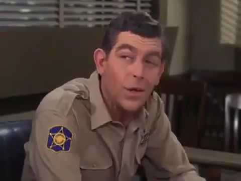 The Andy Griffith Show S 8 E 19 Opie's Drugstore Job Full E