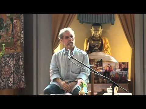 Daniel Goleman @ Garrison Institute, Meditation & Science.mov