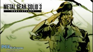 METAL GEAR SOLID 3 THE BOSS FIGHT THEME SNAKE EATER (EXTENDED) Now with Download Link