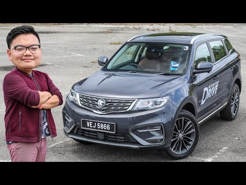 FIRST DRIVE: 2020 Proton X70 CKD review - now with Volvo 7DCT, RM95k to RM123k