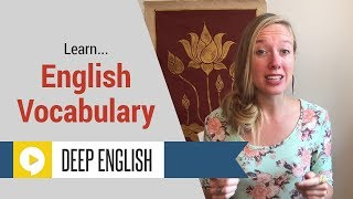 Hidden Meanings of English - Part 2