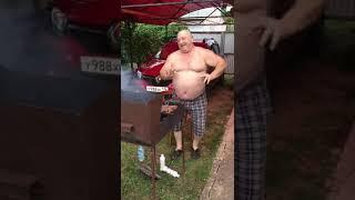 Вот как надо жарить шашлык лето 2017