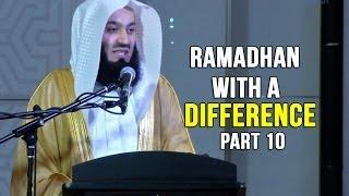Getting to Know the Companions - Day 10 - Abu Ayyub al Ansari & Abu Dhar al Ghifari - Mufti Menk
