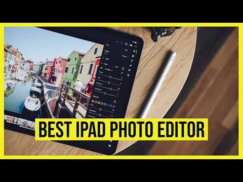 Best IPad Photo Editor In 2021