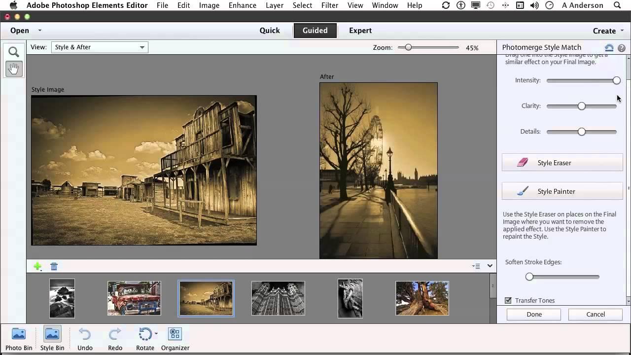 Photoshop elements 11 tutorial matching image styles youtube photoshop elements 11 tutorial matching image styles baditri Choice Image