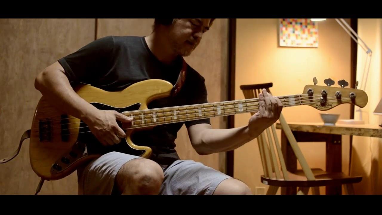 Swear! - Casiopea | Bass cover