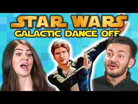 HAN SOLO DABS!? | Star Wars: Kinect (React: Gaming)
