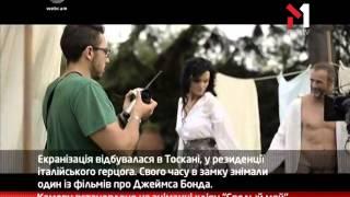 webкамера - Камера Установлена: Съемка клипа Славы - 22.10.2014