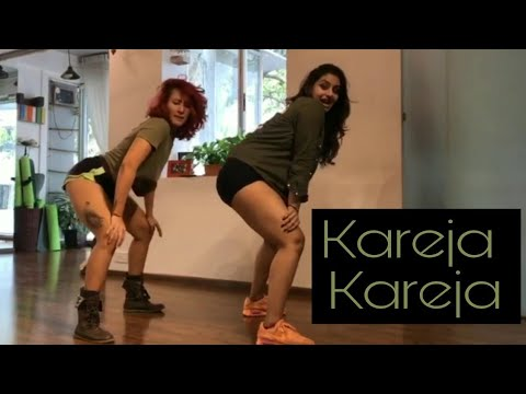 Kareja Kareja - Badshah ft Aastha Gill | The BOM Squad Workshop Footage