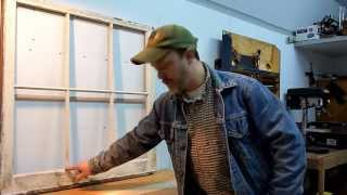 Pocket Shop Tour, A Fully Functional 10x16 Traditional Woodworking Shop.
