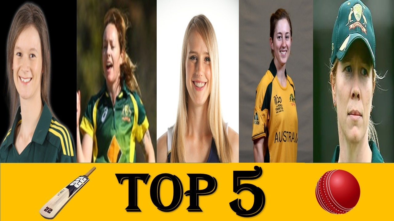 Top 5 Australian Womens Cricketers 2017 Best Australia Female Cricketers At Present