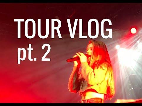 TourVlog Pt.2 | Lukas Rieger Code - Tour | Erfurt, Stuttgart, München