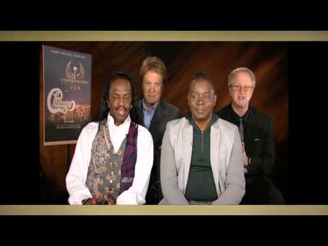Earth Wind and Fire Interview