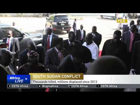 IGAD urges South Sudan's President Salva Kiir to meet his arch-rivals