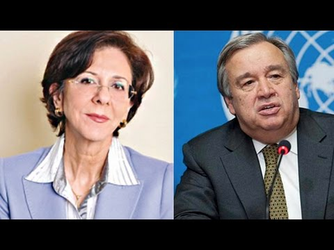 The Protest-Resignation of UN Under-Secretary Dr. Rima Khalaf