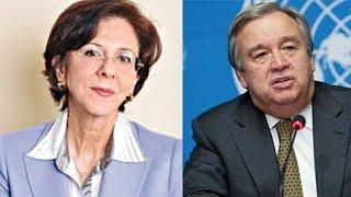 The Protest-Resignation of UN Under-Secretary Dr. Rima Khalaf
