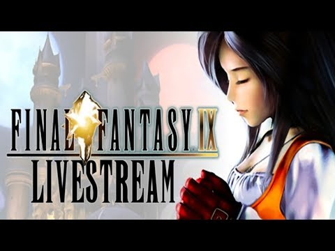 RELIVING MY CHILDHOOD! - Final Fantasy IX