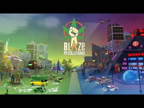 Blaze Revolutions Early Access Announcement Trailer