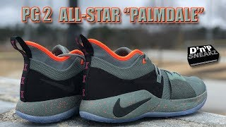 "PG2 ALL-STAR ""PALMDALE"" UNBOXING"