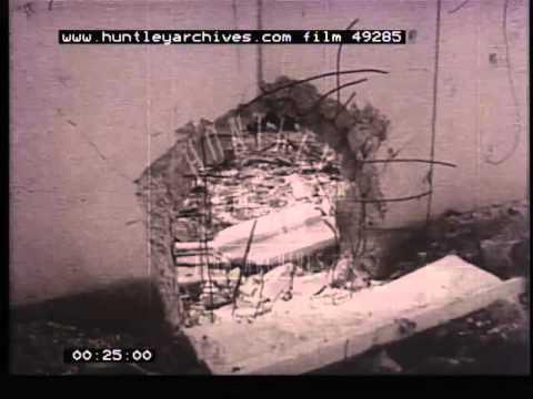 Vietnam War: US & Portugal Embassies Damaged, 1968 - Film 49285