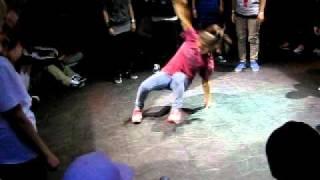 IBE BGirl Battle Finale 2010