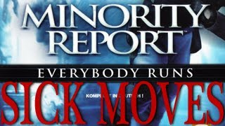 Minority Report - Everybody Runs (all grapples) + BOSS MODE