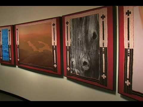 Exhibit Explores Modern Native American Art