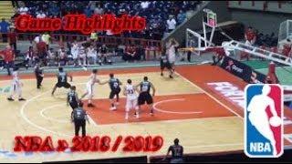 Charlotte Hornets vs Sacramento Kings - 17.01. Game Highlights - NBA - SEASON 2018-19
