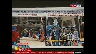 SONA: Anggulong inside job sa pagnanakaw sa bangko sa Binondo, 'di pa rin isinasantabi ng pulisya